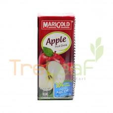 MARIGOLD FRUIT DRINK APPLE LESS SUGAR (250MLX24)