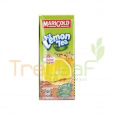 MARIGOLD FRUIT DRINK ICE LEMON LESS SUGAR (250MLX24)