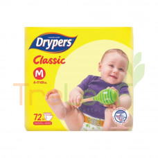 DRYPERS CLASSIC OPEN M 72'S