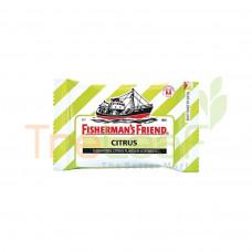FISHERMAN'S FRIEND SUGARFREE CITRUS LOZENGE (25GX24)